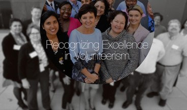Recognizing Excellence in Volunteerism