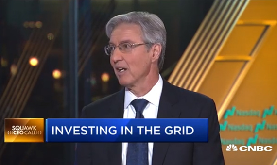 PSEG CEO, Ralph Izzo on Smart Power Usage - CNBC, Squawk Box, October 17, 2018